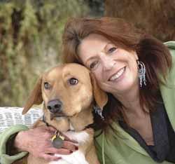 Barbara Wilder & Dog