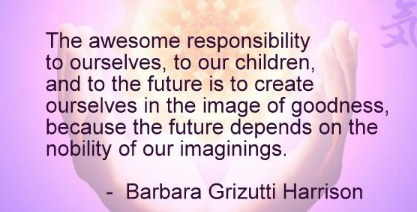Barbara Grizutti Harrison quote