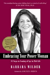 Embracing Your Power Woman book cover